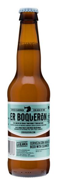 "Cerveza Er Boqueron ""La Blanca""-0"
