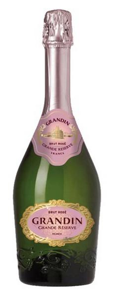 Grandin Grande Reserve Brut Rosé-0