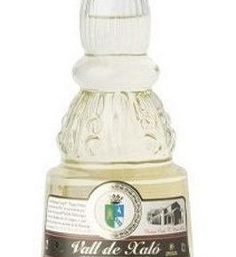Mistela Vall de Xalo Moscatel Botella Calabaza-0